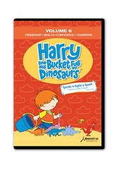 Harry and His Bucket Full of Dinosaurs: Volume 6