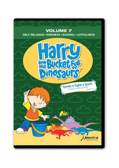 Harry and His Bucket Full of Dinosaurs: Volume 7