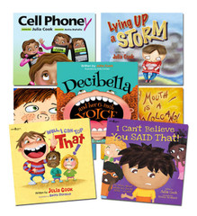 Julia Cook Communication 7-Pack