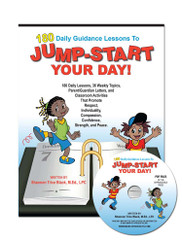 180 Daily Guidance Lessons to Jump-Start Your Day! with CD