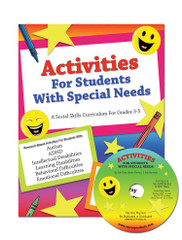Activities for Students With Special Needs with CD