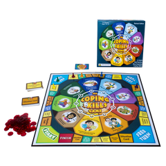The Coping Skills Board Game