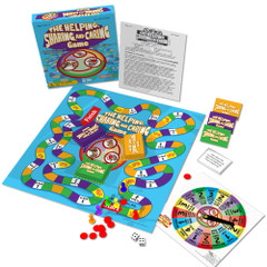 The Helping, Sharing, and Caring Board Game