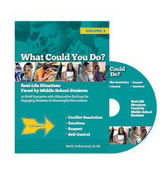 What Could You Do? DVD Volume 2