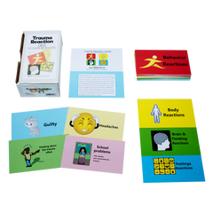 Trauma Reaction Cards