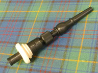 bagpipe expandable blowpipe