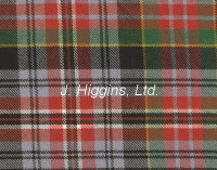 Tartan by the yard (Kidd Anc)