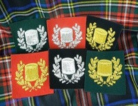 Drum Major Insignias