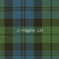 Poly/Viscous tartan by the yard (Campbell Anc)