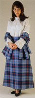 Ladies Scottish Dress