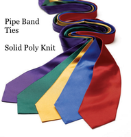 Pipe Band Ties