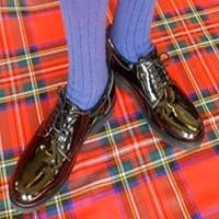 High Gloss Honor Guard Mens Shoe