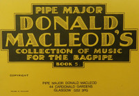 Donald MacLeod's Vol 5 Book