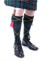Argyle Kilt Hose for Hunting Tartans