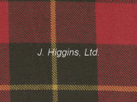Tartan by the yard (Wallace Red Wth)