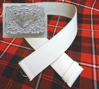 Masonic kilt belt