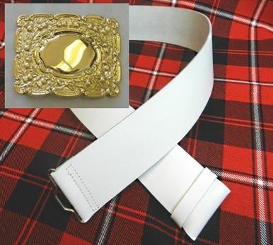 Pipers Kilt Belt