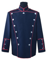 Double Breasted Deluxe Honor Guard Jacket