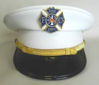 Navy and Gold Cap Pin