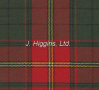 Tartan by the yard (Ulster Red)