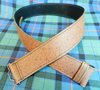Brown Kilt Belt