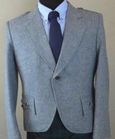 Tweed kilt jacket