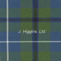 Poly/Viscous tartan by the yard (Douglas Anc)