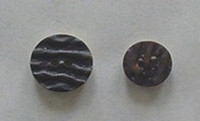 Imitation Staghorn Buttons