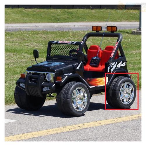 Rear wheel S618 Jeep