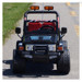12V 2 Seater 4x4 Truck Jeep (Black)