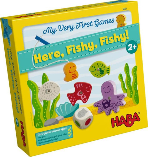 Here, Fishy, Fishy - My Very First Games Haba