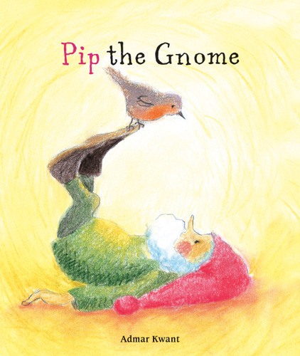 Pip The Gnome - Boardbook