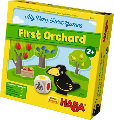 First Orchard - My Very First Games by Haba