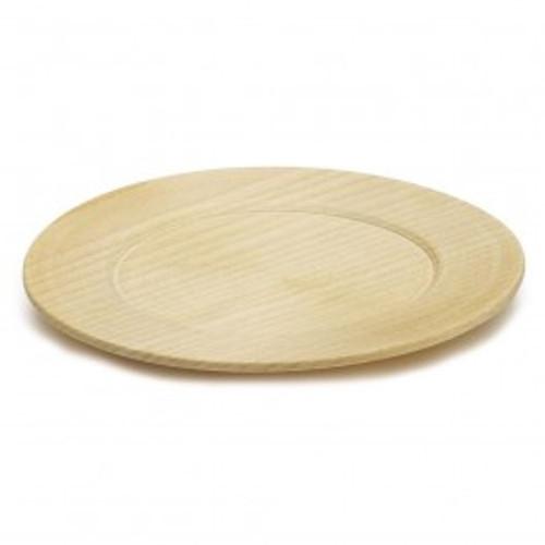 Erzi Wooden Plate