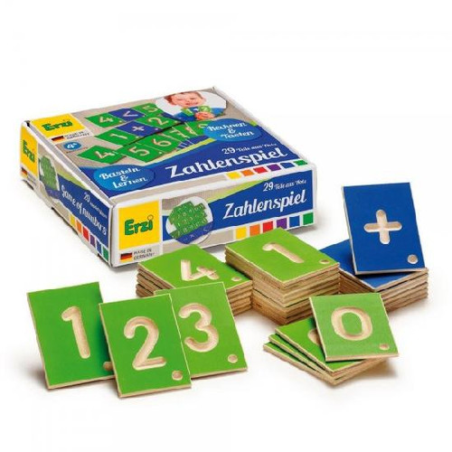 Erzi Educational Game - Numbers