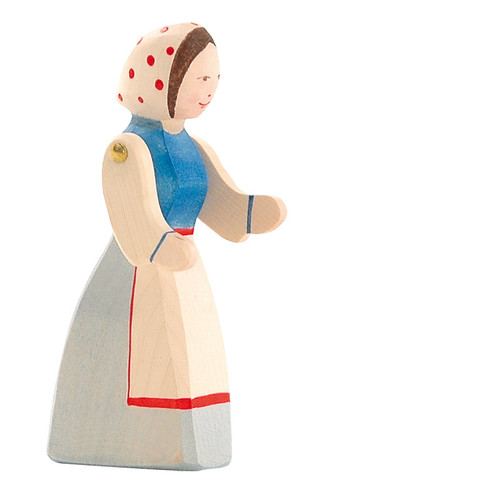 Ostheimer Wooden Farmer's Wife