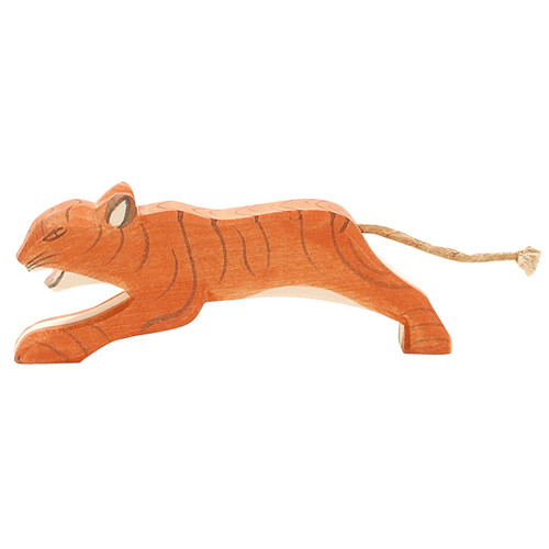 Ostheimer Wooden Tiger Jumping