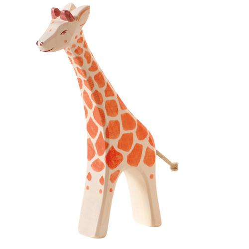Ostheimer Wooden Giraffe Running