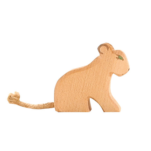 Ostheimer Lion Small Sitting
