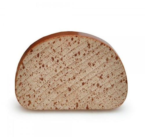 Erzi Wooden Slice of Whole Wheat Bread