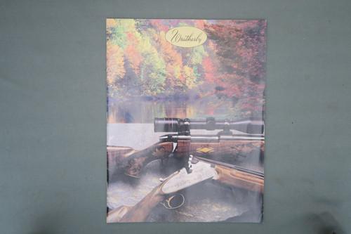 Weatherby 1986 Catalog