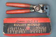 Lyman Ideal Bullet Mould 357 446 with Handles in Original Box