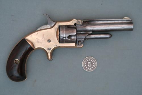 Marlin XXX Standard 1872 Revolver S# 10164 Right Side