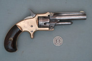 Marlin XXX Standard 1872 Revolver S# 10164 Right Side