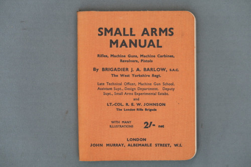 Small Arms Manual