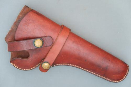 Hunter 1100-10 Holster for S&W K38 or Colt Official Police