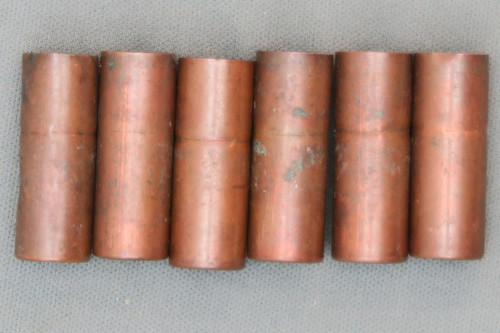 42 Cupfire Cone Base Ammo, Six Rounds