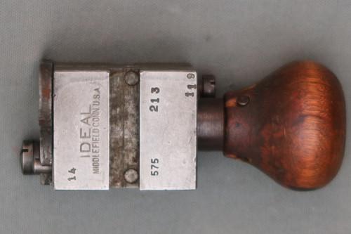 Ideal 575-213 58 Caliber Minie Ball Mould
