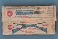 .25 Remington Hi-Speed Mushroom Smokeless Ammo Box Front