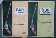 The Gun Report,  First 20 Issues, June 1955-December 1956